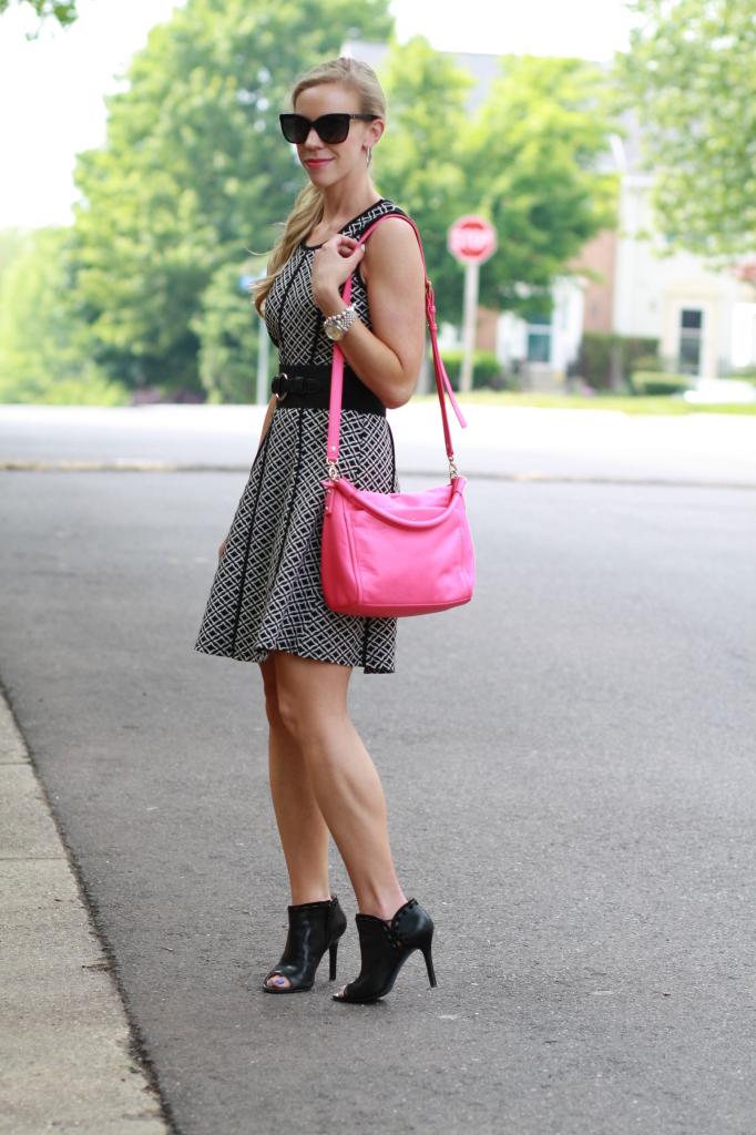 Chanel belt bag black