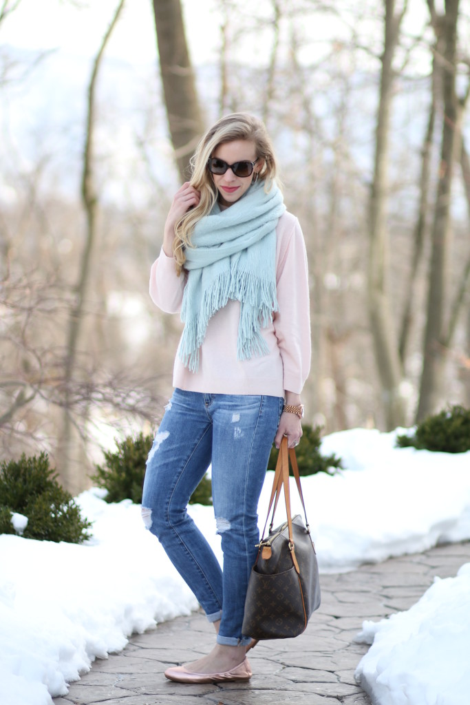 90f0c01c0 Pastel Mix  Blush pink sweater