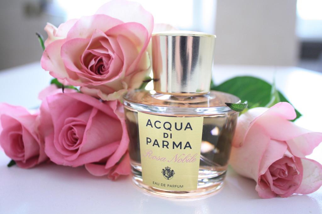 Acqua di Parma rosa nobile perfume, rose perfume, spring 2015, Acqua di Parma rose perfume review