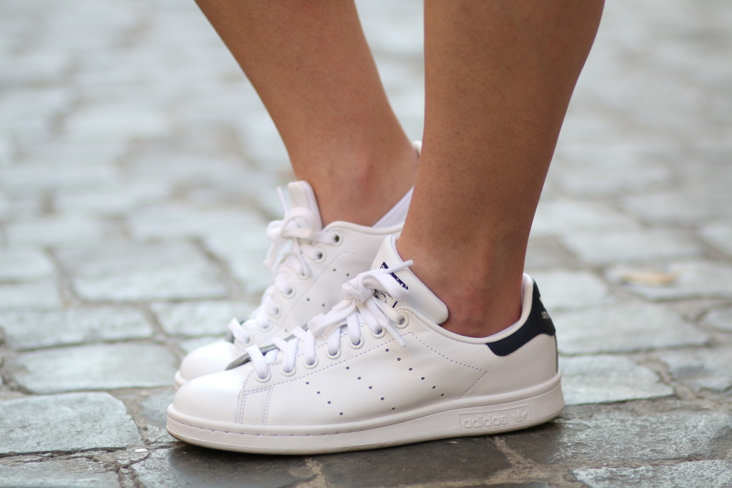 Adidas Stan Smith Blue Pastel