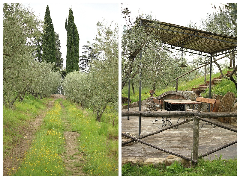 La Presura B&B in Chianti region Tuscany, Italy, travel blog