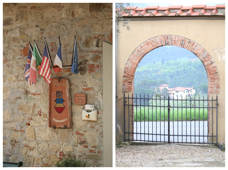 La Presura B&B review, travel blog, Greve di Chianti Tuscany Italy