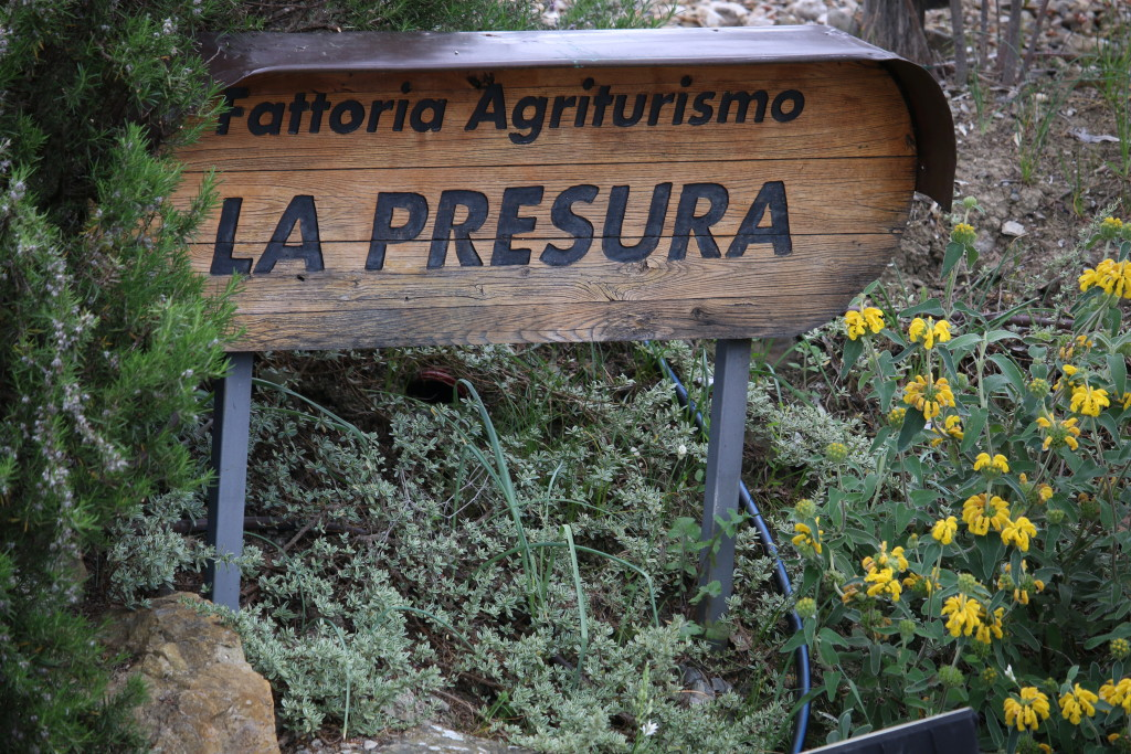 La Presura bed and breakfast Tuscany Italy, travel review