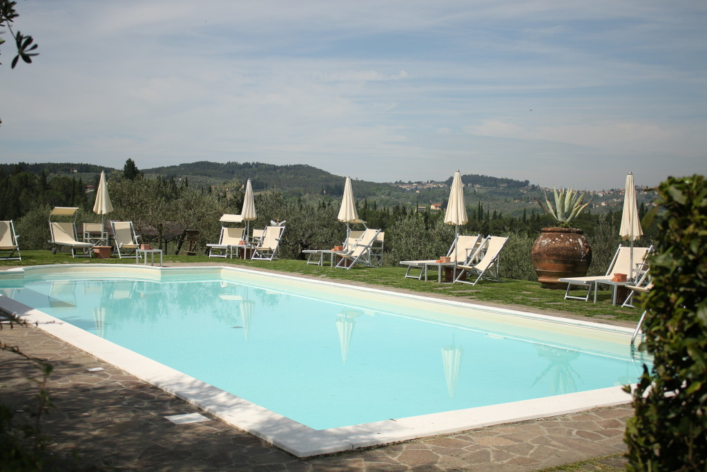 La Presura bed and breakfast in Tuscany Italy, travel blog, review, greve di Chianti