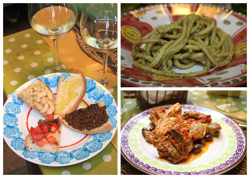 best place to eat in Civita di Bagnoregio, day trip from Rome, travel ...