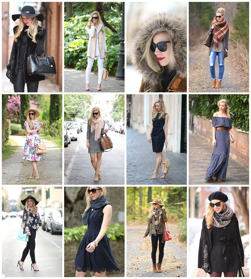 Meagan's Moda Blogiversary style for the seasons, style for the year, best fashion year in review