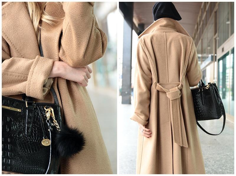 f3e445a6ee23 Brahmin black melbourne small Lincoln satchel