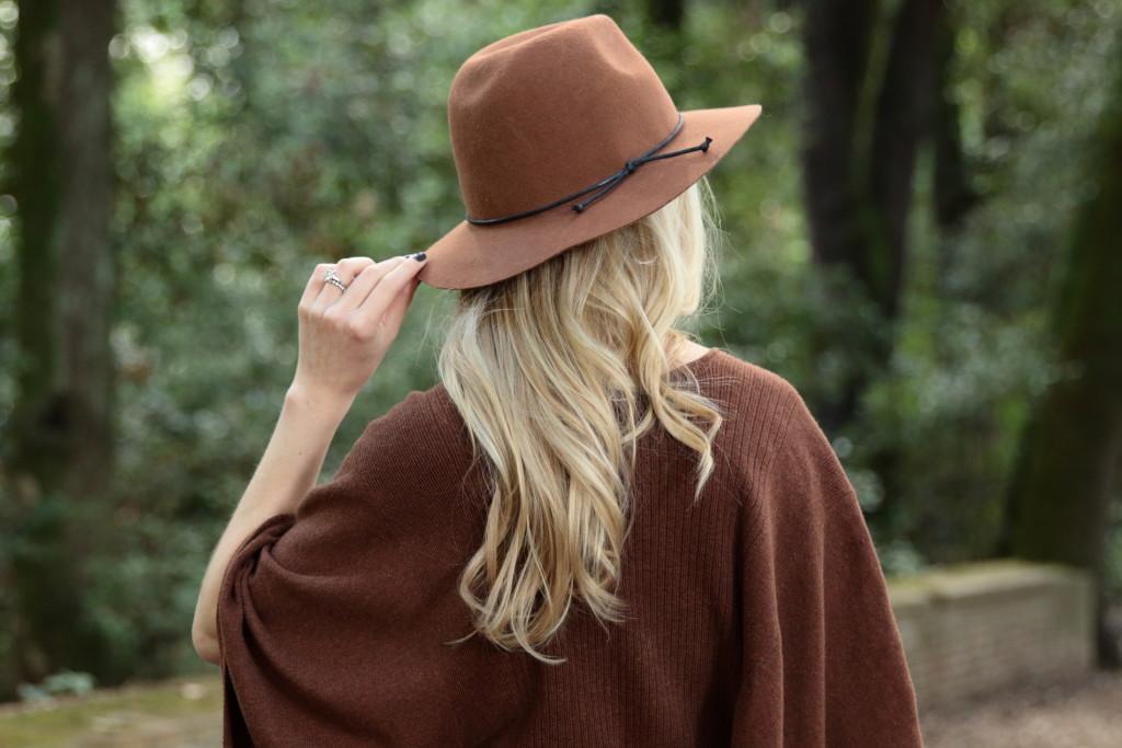 3b92ebf41ce Target brown felt panama hat