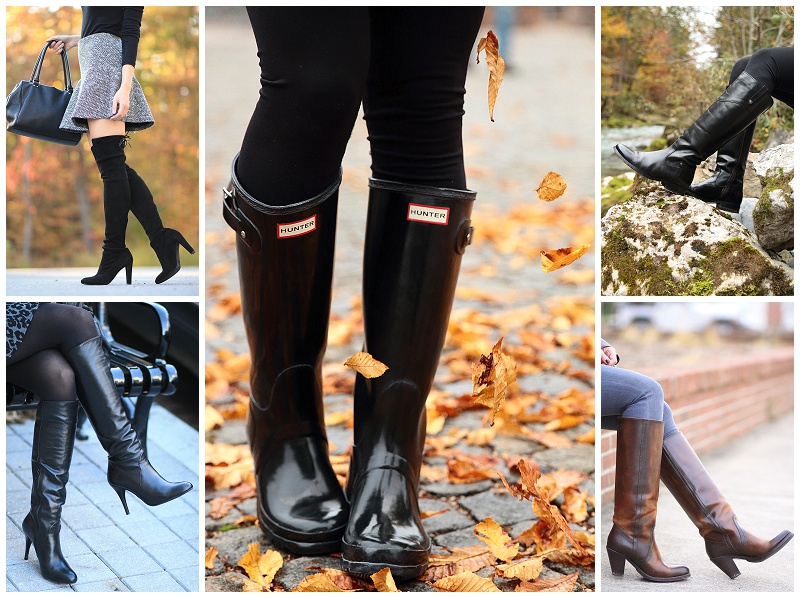 Must-Have Fall Boots for Every Wardrobe: How to Style Riding, Over ...