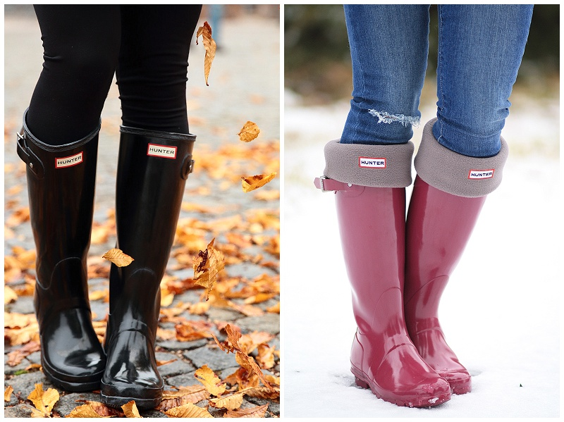 Hunter For FallWith Wear Boots How To Fleece vwOnymN80P