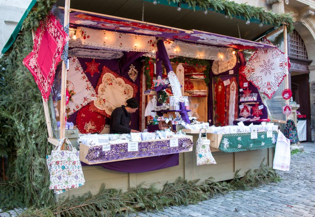 Christmas Market Rothenburg Germany