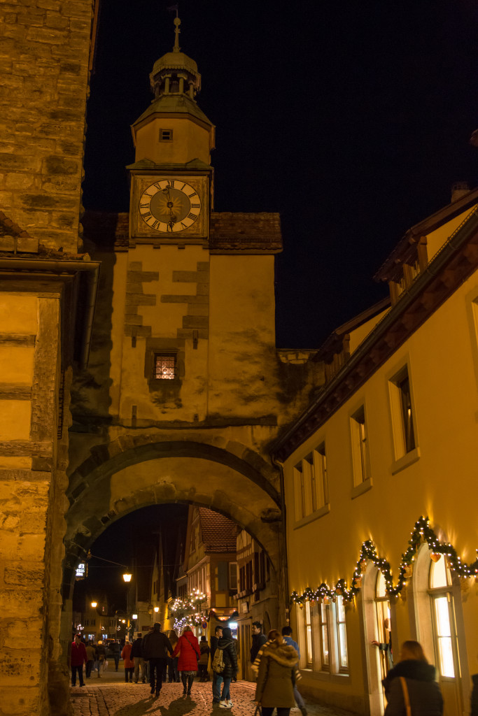 Christmas in Rotheburg, Germany, travel blogger