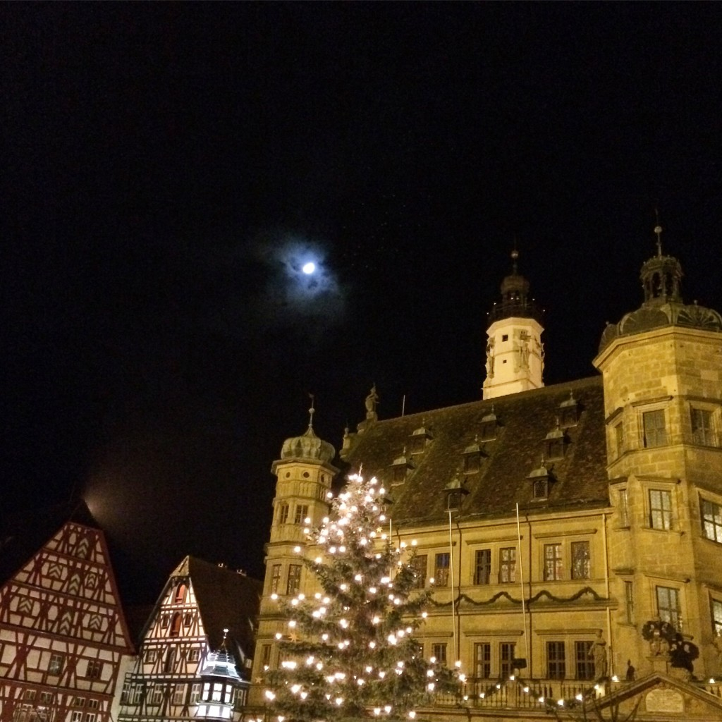 Christmas in Rothenburg Germany
