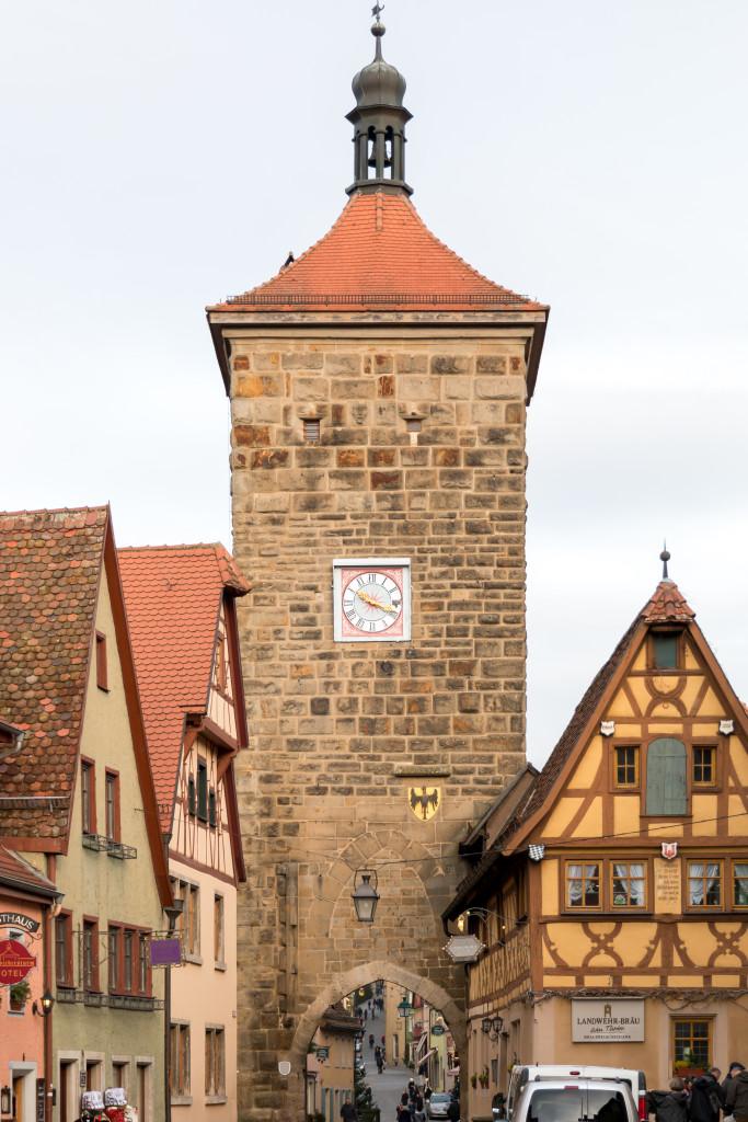 Rothenburg Germany, medieval village, travel blogger