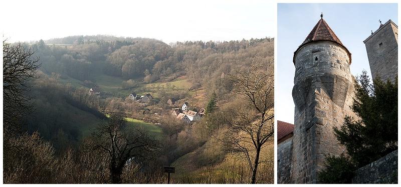 Rothenburg Germany, medieval,
