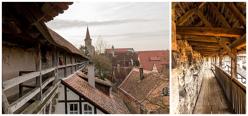 Rothenburg Germany wall, medieval village of Rothenburg, travel blogger