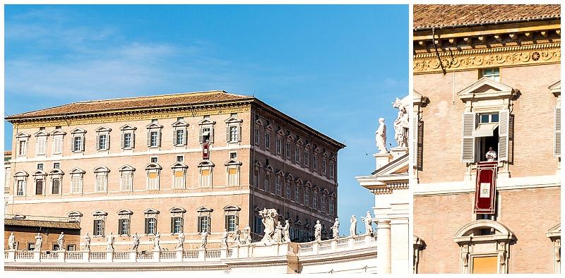 Vatican City Rome, travel blogger, Papa Francesco pope Italy