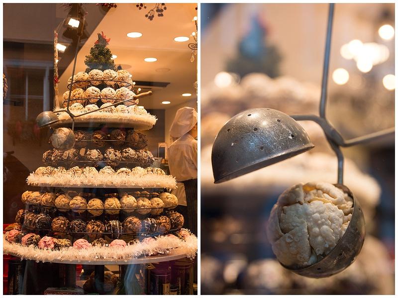 schneeballen rothenburg germany, snowball, christmas market germany