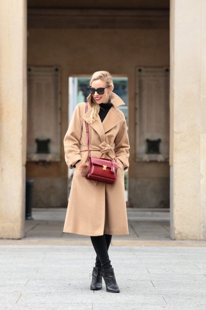 5 Ways To Wear A Camel Coat Meagan S Moda