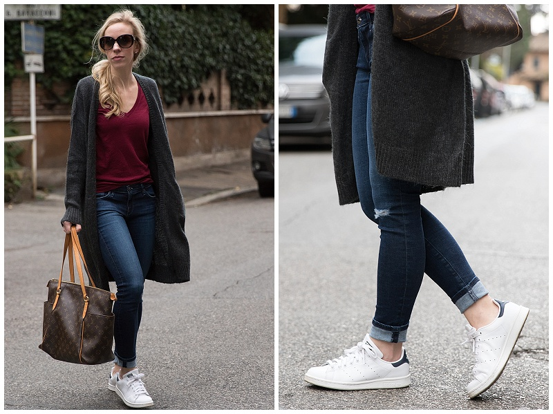 20 Ways to Wear a Long Cardigan With Jeans - Stylish Falcon