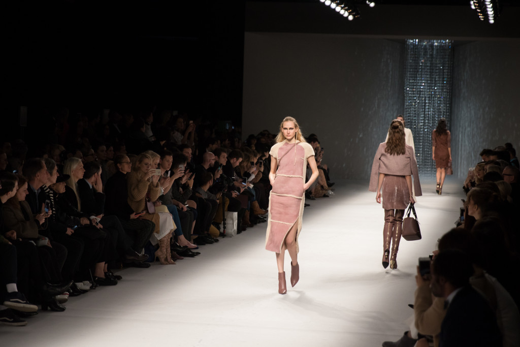 Aigner Munich runway show, Milan Fashion Week AW16