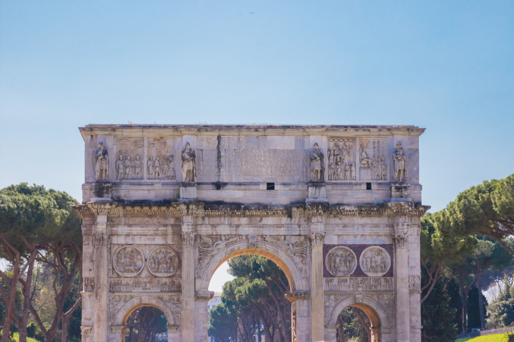 Palatine Hill Rome Italy, travel blogger
