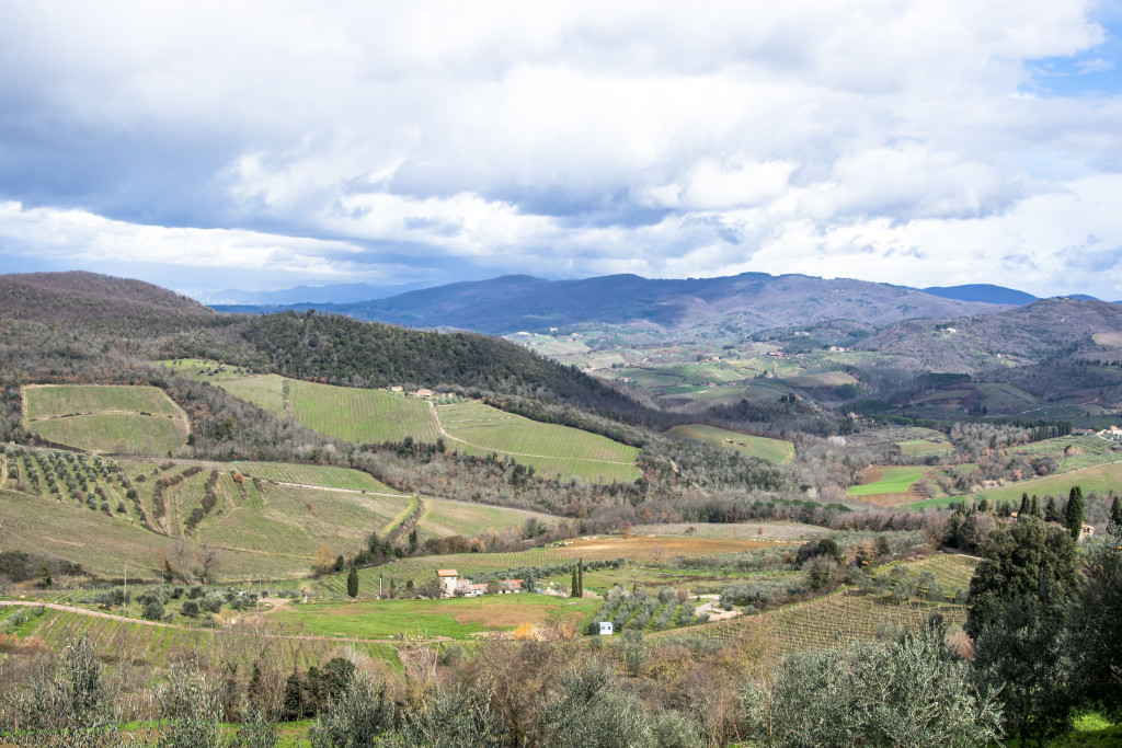Tuscany Italy, Greve di Chianti, Tuscan countryside, travel blogger