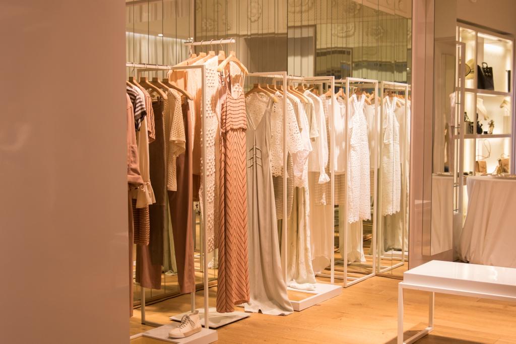 Intropia boutique Rome Italy, spring summer 2016 collection