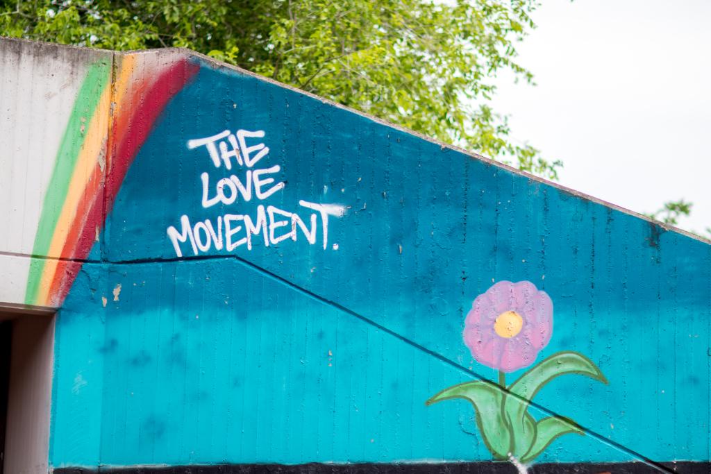 Rome graffiti art