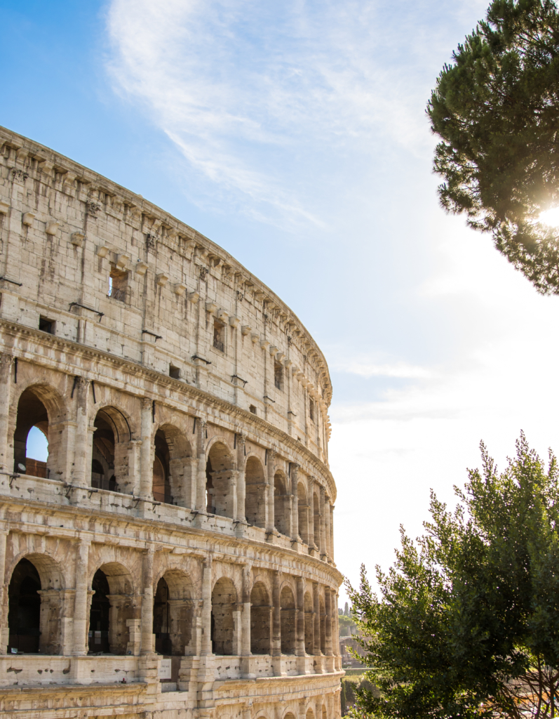 Colosseum Rome Italy, travel blogger, travel photography Italy