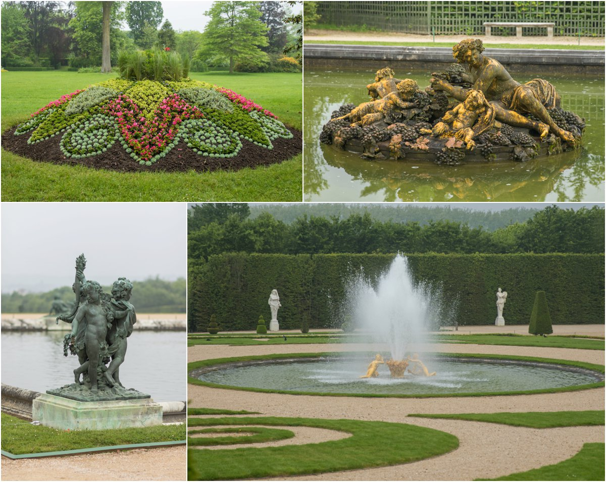 Gardens of Versailles, what to see in Paris France, travel blogger