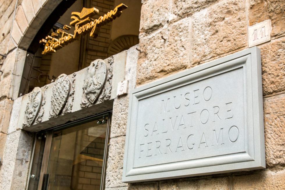 Salvatore Ferragamo Museum Florence Italy, travel blogger Italy