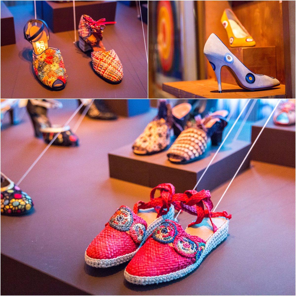 history of Ferragamo shoes, espadrilles, Salvatore Ferragamo museum in Florence Italy