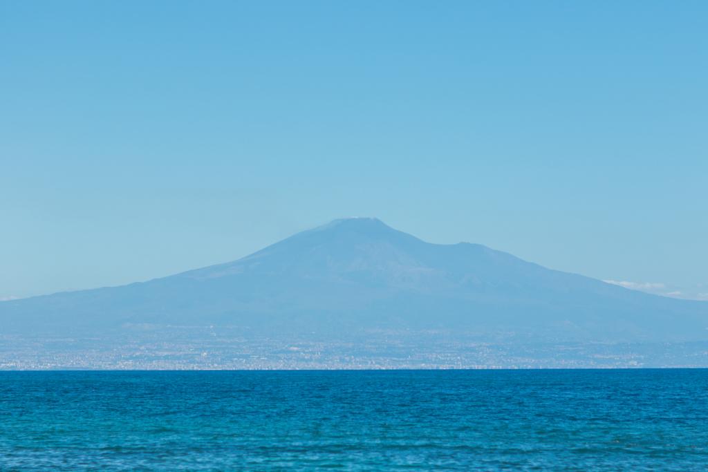 Brucoli, Sicily, Mt. Etna volcano, travel blogger in Italy