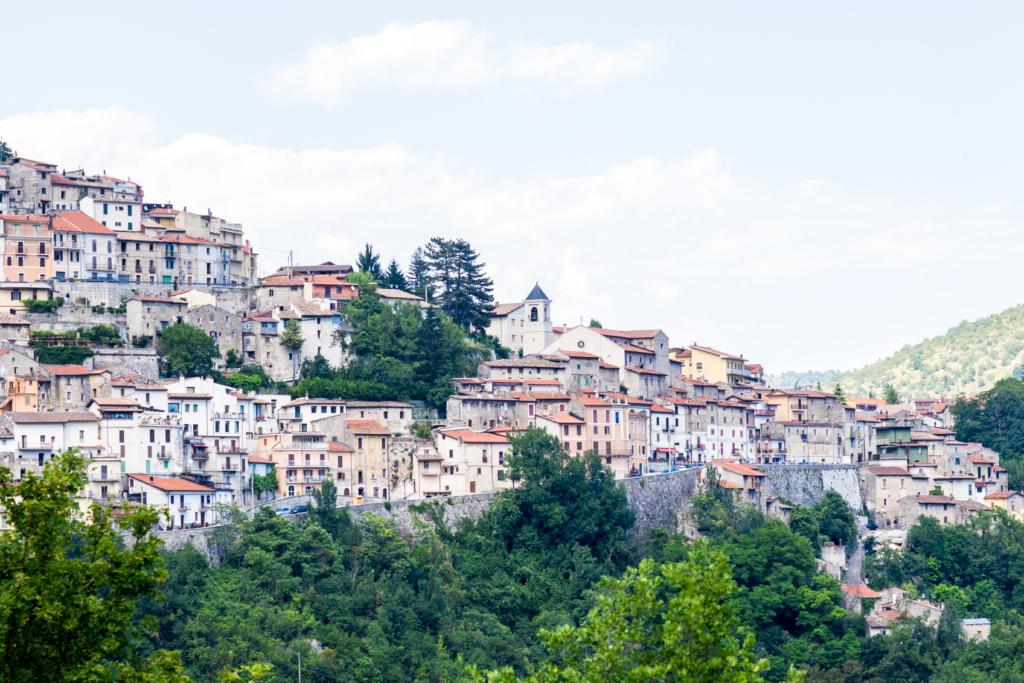 Capistrello Italy, travel blogger Italy, day trips from Rome Italy
