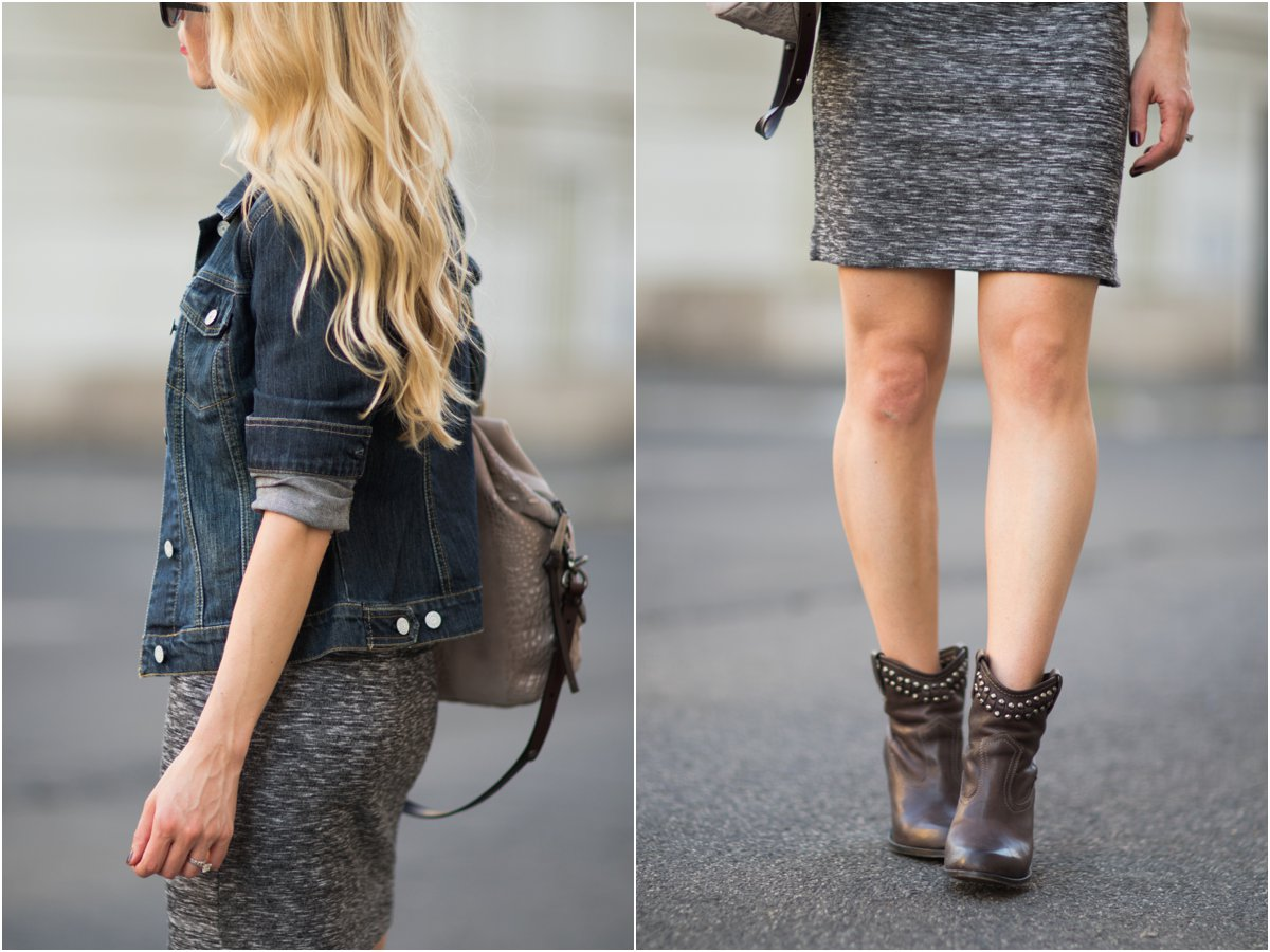 { The Must-Have Denim Jacket }