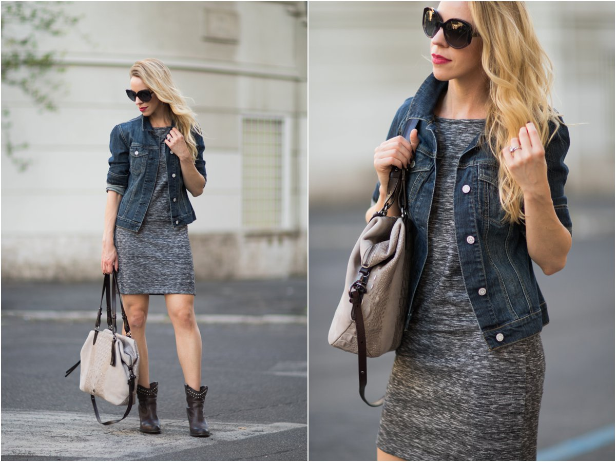 The Must-Have Denim Jacket }