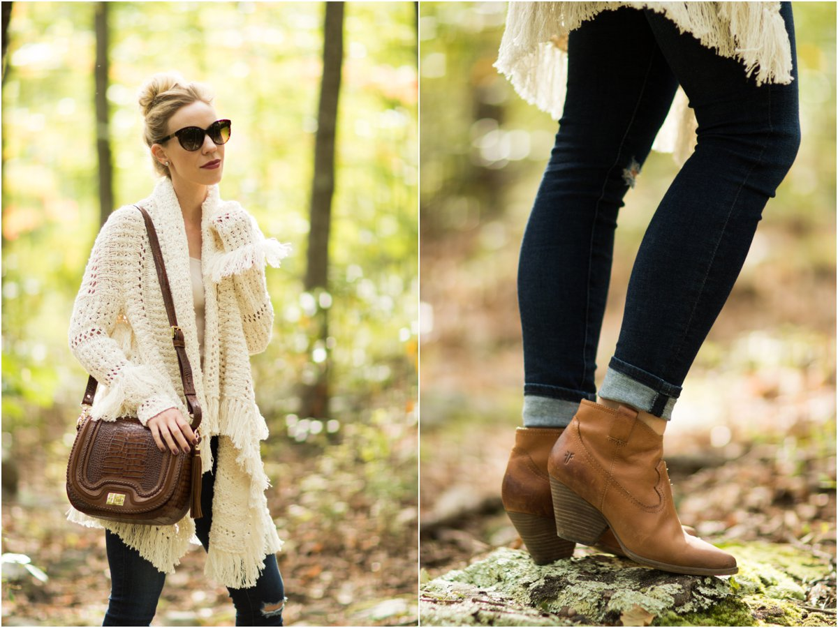 ag-jeans-the-legging-ankle-paradox-destroyed-frye-reina-western-bootie-fringe-cardigan-fall-outfit
