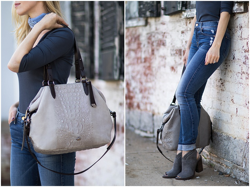 brahmin-delaney-tote-smoke-wilmington-suede-7-for-all-mankind-high-waist-ankle-jeans-vince-camuto-koral-peep-toe-booties