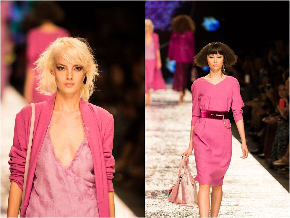 fuschia-pink-suit-aigner-fashion-show-milan-fashion-week-spring-trends-hot-pink