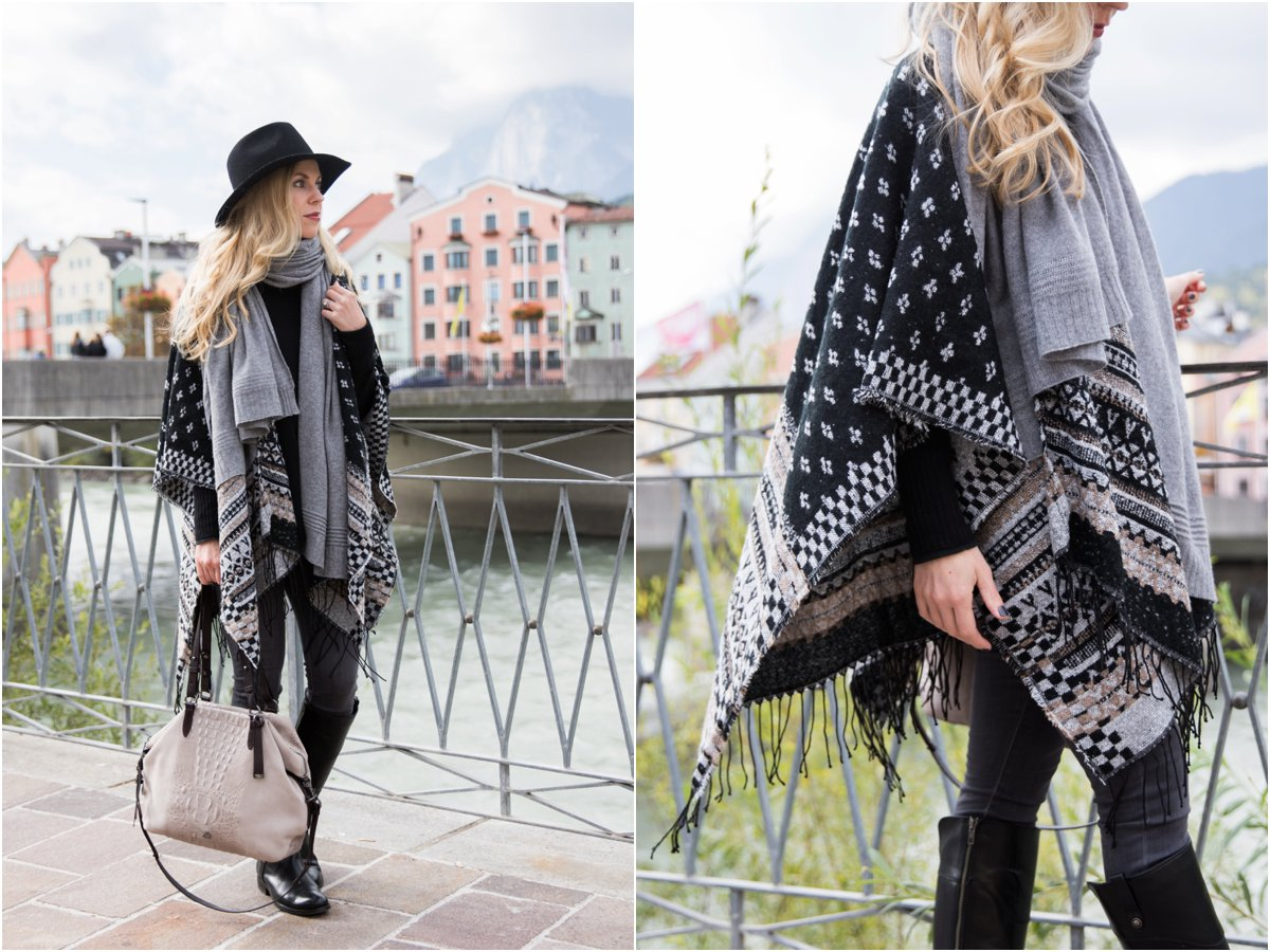 fair-isle-print-poncho-poncho-with-riding-boots-fall-outfit-how-to-wear-fair-isle-print-for-fall-and-winter
