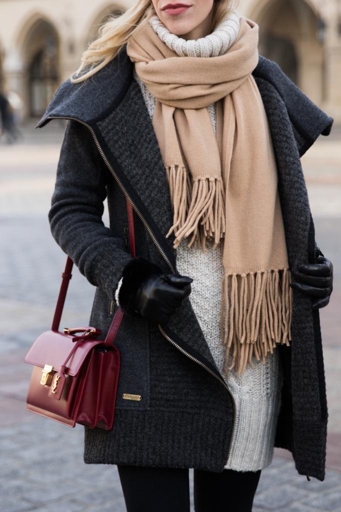 bergans-gray-wool-coat-camel-cashmere-scarf-saint-laurent-high-school-satchel-chic-layering-tips-for-winter