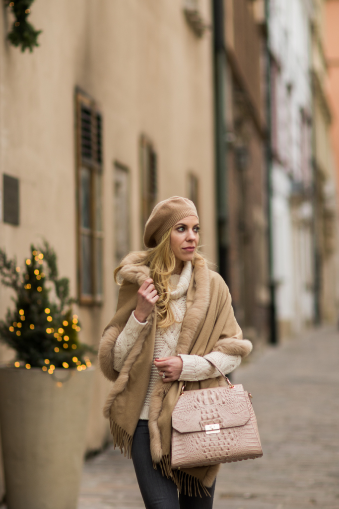 max-mara-fur-trim-camel-cashmere-wrap-brahmin-brinley-satchel-silk-melbourne-neutral-winter-outfit-with-camel-and-cream
