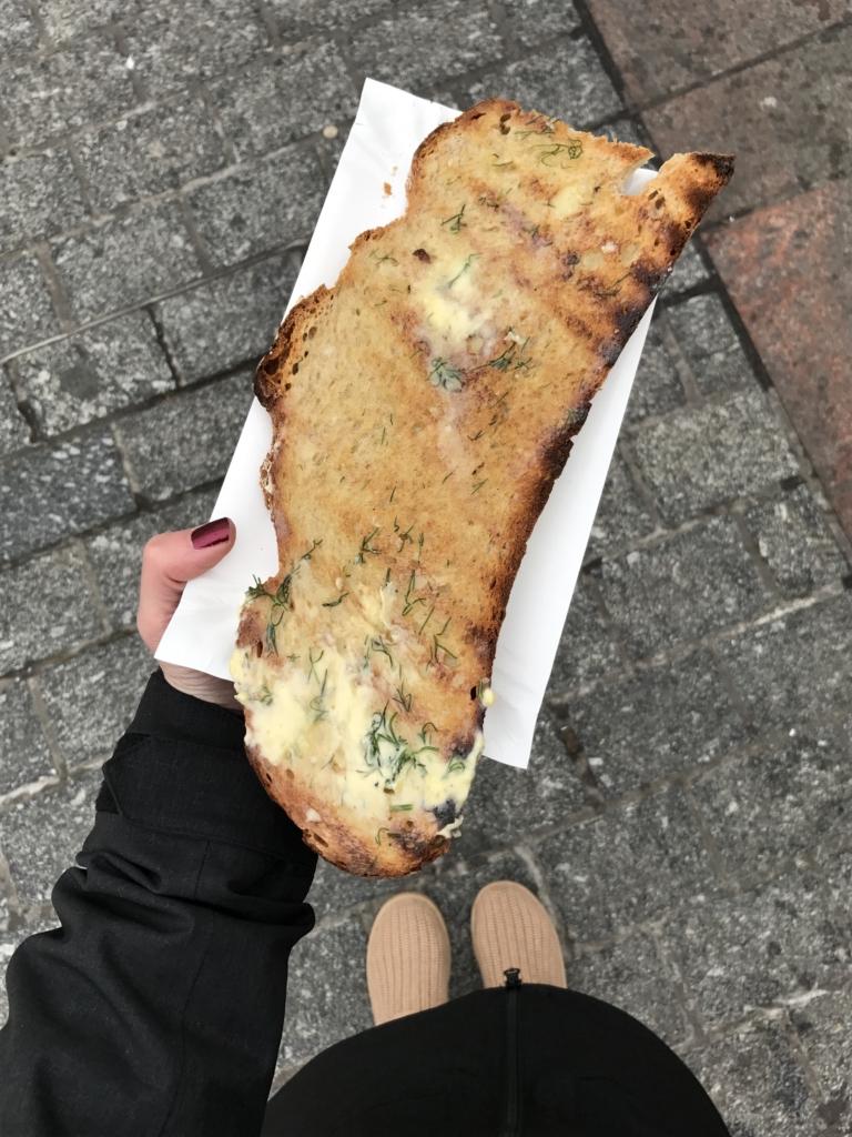 grilled-bread-christmas-market-krakow-poland