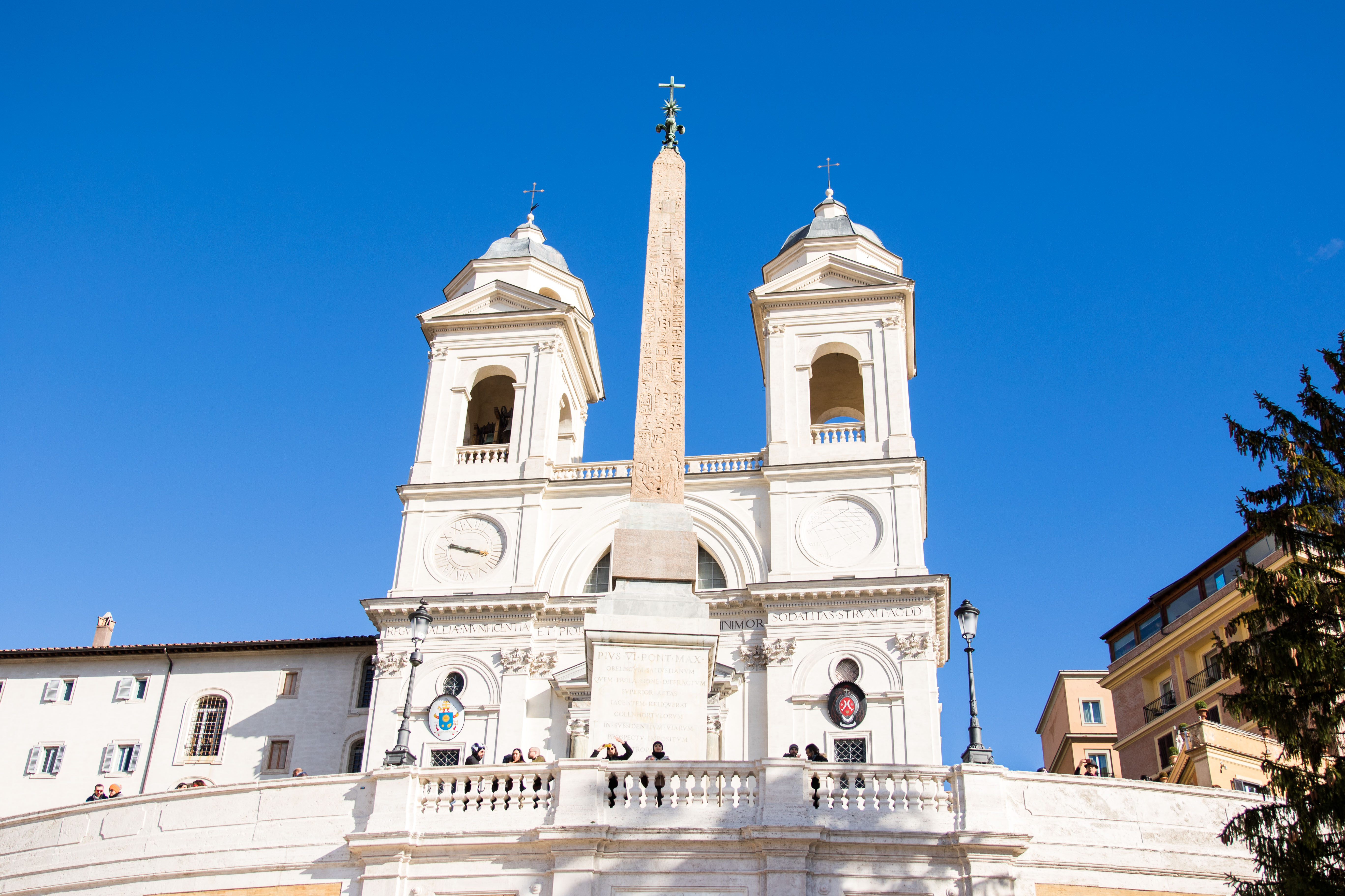 Spanish Steps Piazza di Spagna Rome Italy