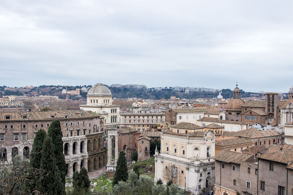 Terrazza Caffarelli Rome Best Views In Rome Best Photography