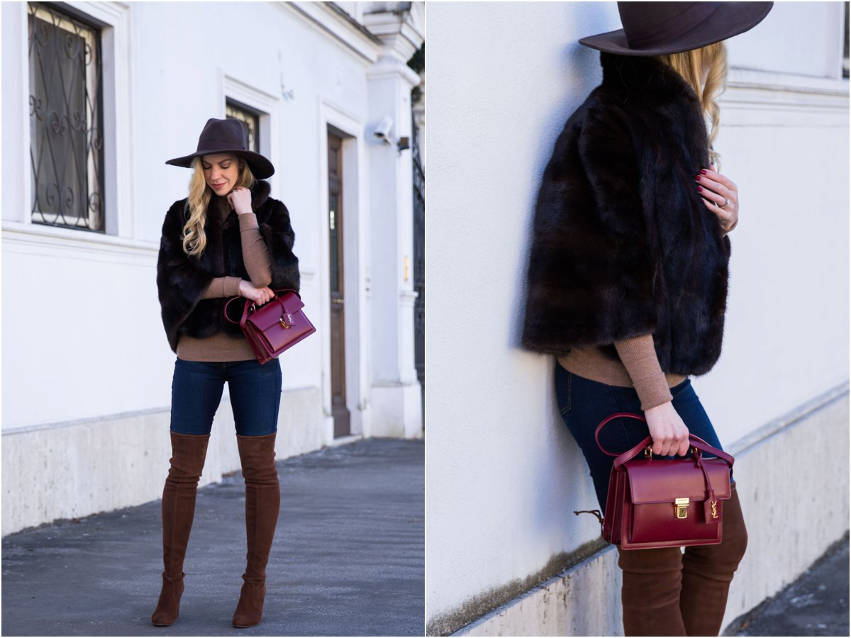 fashion-blogger-meagan-brandon-wearing-vintage-fur-cape-with-stuart-weitzman-highland-over-the-knee-boots-and-red-saint-laurent-handbag-fashion-blogger-rome-italy