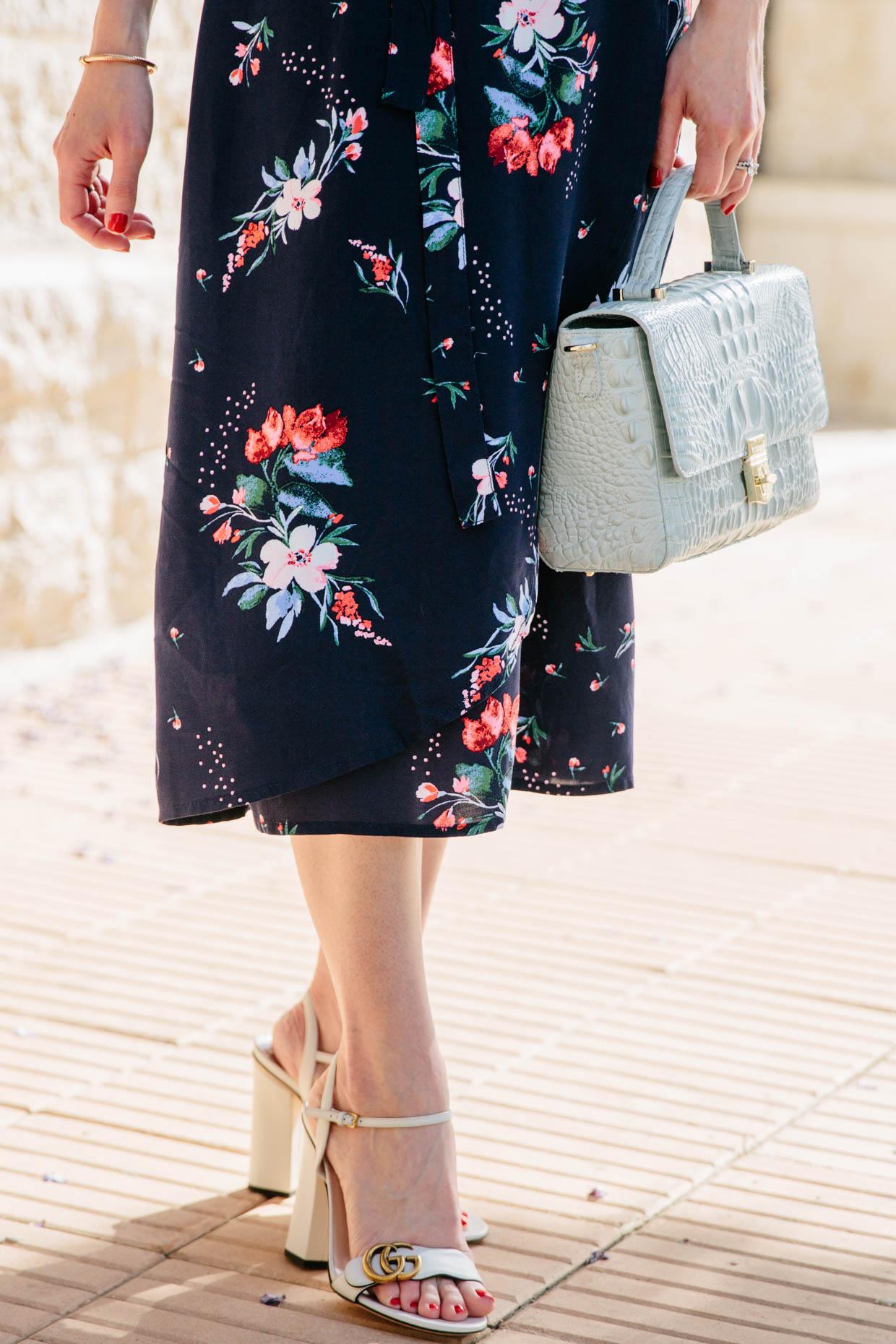428b17d2ac5fb0 Gucci white block heel sandals outfit - Meagan s Moda