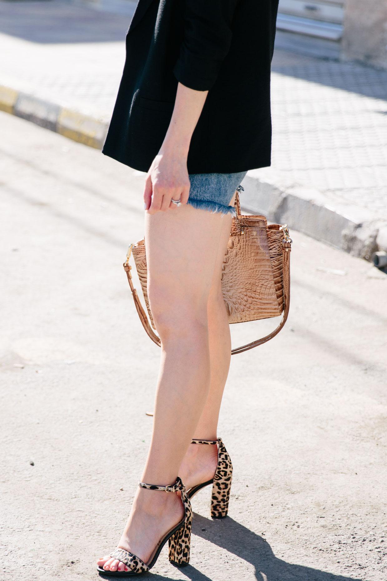3866bf3705c26 Sam Edelman Yaro leopard print block heel sandals